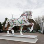 Leonardo Horse Project 05-cavalli in città